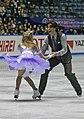2008 NHK Trophy Ice-dance Weaver-Poje03.jpg