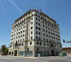 Padre Hotel - Padre Hotel - Wikipedia, the free encyclopedia - The Padre Hotel is a historical landmark hotel located on the corner of 18th and