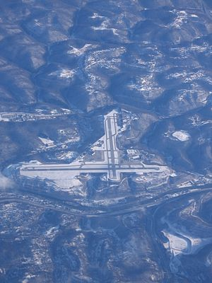 20090121 0693 Yeager Airport.JPG