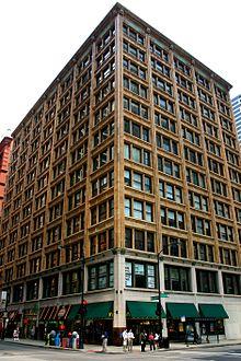 Escuela de chicago arquitectura wikipedia la for New home construction insurance