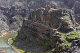 20110419 Kizkale church Ani Turkey.jpg
