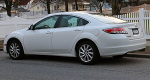 Mazda6 - North American version