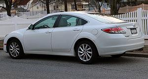 Mazda6 - North American version