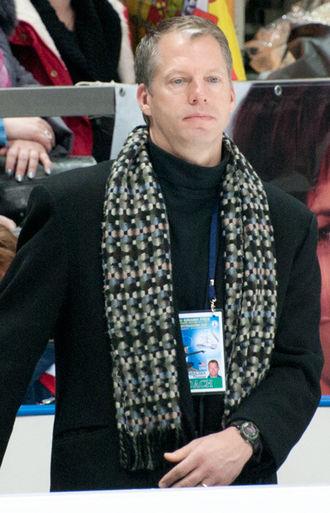 Tom Zakrajsek - Zakrajsek at the 2011 Rostelecom Cup.