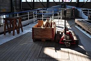 2012 'Tag der offenen Werft' - ZSG Werft Wollishofen - Dampfschiff Stadt Zürich (Renovation) 2012-03-24 14-11-36 ShiftN.jpg