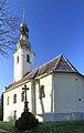 2013 Karwina, Frysztat, Kościół św. Marka 01.jpg