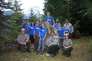 Student Conservation Association non-profit organisation in the USA