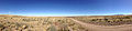 2014-09-25 12 16 59 Panorama east along Diamond A Road (Elko County Route 751) about 10.5 miles east of Gold Creek Road (Elko County Route 749) and Rowland Road (Elko County Route 750) in Elko County, Nevada.jpg