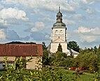 2014 Gorzanów, kościół św. Marii Magdaleny 05.jpg
