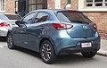 2015 Mazda2 (DJ) Genki hatchback (2018-08-27) 02.jpg
