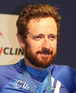 British former professional road and track racing cyclist