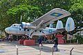 """2016 Malakka, Muzeum Ludowe, Stary samolot """"Lang Rajawali"""" (01).jpg"""