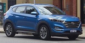 2017 Hyundai Tucson Tl Active X Wagon 2018 08 27
