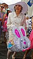 2018-04-01 Easter Hat and Rabbit New Orleans.jpg