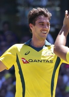 Pat Cummins Australian cricketer