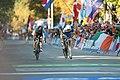 20180928 UCI Road World Championships Innsbruck Men under 23 Road Race Lambrecht Hanninen 850 0843.jpg