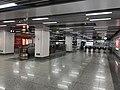 201812 Concourse of Zhalongkou Station.jpg