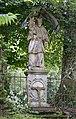 2018 Figura św. Jana Nepomucena w Droszkowie 1.jpg