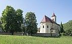 2018 Kościół św. Marcina w Roztokach 1.jpg