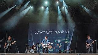 Jimmy Eat World American rock band
