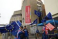 2019-09-23 Brexit Demonstrators in Brighton.jpg