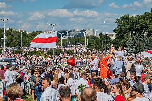 2020 Belarusian protests — Minsk, 16 August p0024