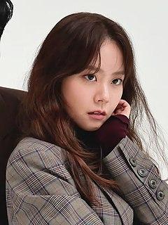 Han Seung-yeon South Korean singer and actress (born 1988)