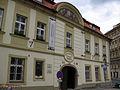 202 Dům U Halánků, Náprstkovo Muzeum, plaça de Betlem.jpg