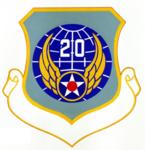 20 Air Force 1991 emblem.png