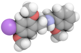 25I-NBOMe chemical compound