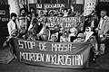 25 Koerdische Turken in de Mozes en Aaronkerk in hongerstaking tegen processen die nu tegen Koerden in Turkije gevoerd worden, Bestanddeelnr 931-4348.jpg
