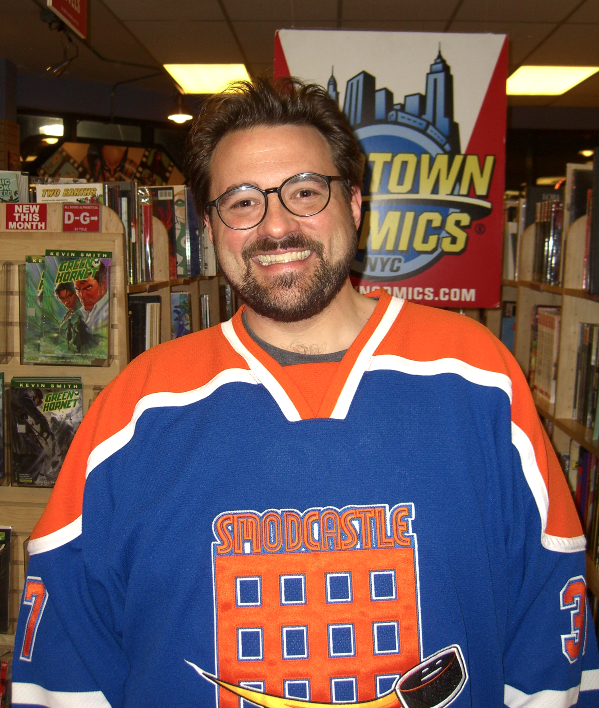 Kevin Smith – Wikipedie