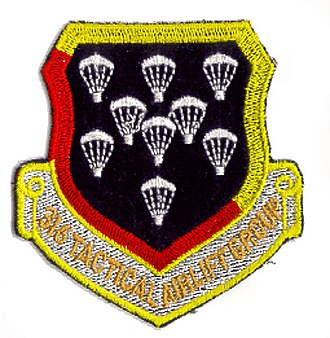 316th Operations Group - Emblem of the 316th Troop Carrier Group