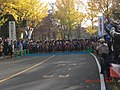 31st Eco City Tsukuba Marathon the scene of start.jpg