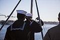 31st MEU Marines man the rails aboard the USS Bonhomme Richard (LHD-6) 150625-M-CX588-103.jpg