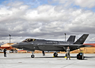 31st Test and Evaluation Squadron - 31st Test and Evaluation Squadron Lockheed Martin F-35A Lightning II 09-5006. This aircraft was assigned to the squadron in March, 2013 for Operational Testing in how to best operate the aircraft in a combat environment.