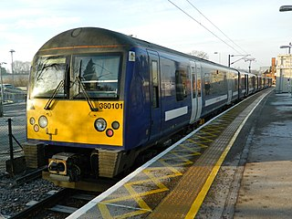 British Rail Class 360 multiple unit