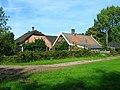 37537 Boerderij Ockhuizerweg 20 Haarzuilens en bijbehorende woning Klaverblad.JPG