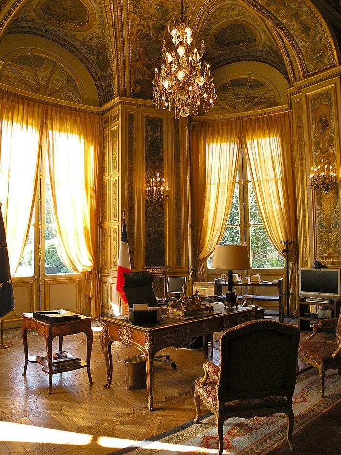 H tel du minist re des affaires etrang res monument historique paris 07 myopenweek - Bureau du premier ministre ...