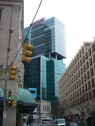 Reed Smith - Reed Smith's Pittsburgh offices in the Three PNC Plaza building