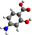 4-Aminosalicylic acid 3d structure.png
