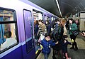 81-765 train boarding passengers at Icheri Sheher.jpg