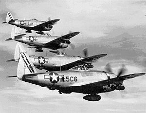 86th Operations Group - 86th FG P-47 Thunderbolts, 1944