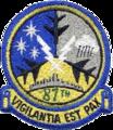 87th Fighter-Interceptor Squadron - Emblem.png