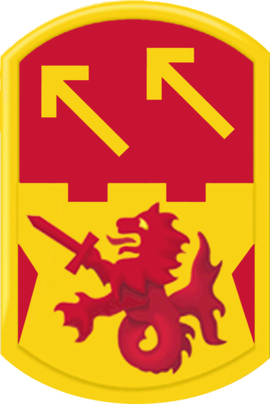 94th Army Air and Missile Defense Command - 94th Air Defense Artillery Command shoulder sleeve insignia