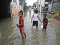 9704Effects (floods) of Typhoon Vamco Calumpit, Bulacan 61.jpg