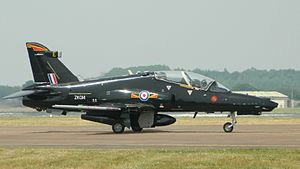 No. 4 Squadron RAF - Image: A2734 United Kingdom Hawk ZK014 RIAT2013