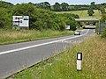 A356 near Stoke sub Hamdon - geograph.org.uk - 1380648.jpg