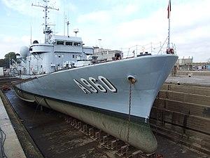 A960 in Drydock p4, Antwerp, Belgium.JPG