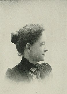 Alice Moore McComas American author, editor, lecturer, reformer